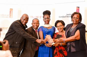 JKF Wins the CoG Award 2018