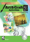 Art & Craft Activities Trs Bk. 3 cover